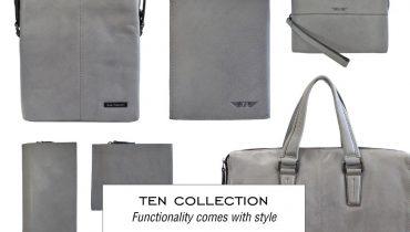 Ten Collection, ลงตัวที่สุดกับสีเทาแห่งความคอนเทม
