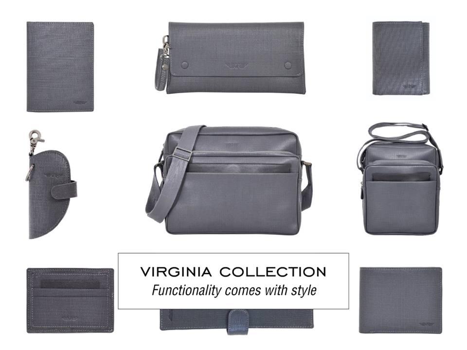Virginia Collection ดีไซน์ทันสมัย ให้สีเทาที่นุ่มลึก