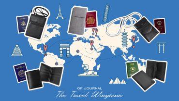 The Travel Wingman 5 พาสปอร์ตเคส ที่นักเที่ยวไม่ควรพลาด