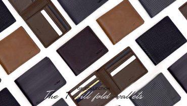The 7 bill-fold wallets พบกับ 7 ลุคบนกระเป๋าสตางค์สุดเท่ห์ที่คุณผู้ชายไม่ควรพลาด
