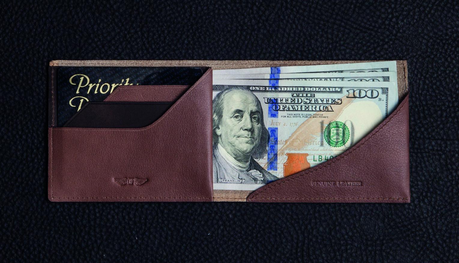 Thinnest Wallet You Can Have กระเป๋าสตางค์ที่บางที่สุด