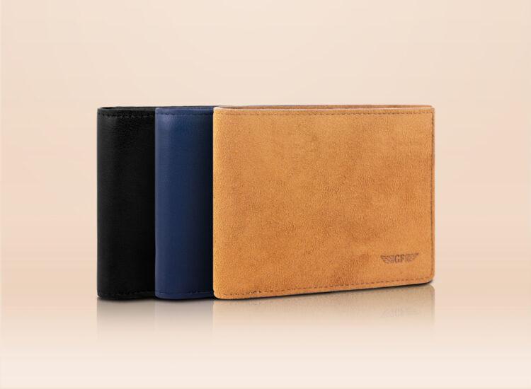 Alfonso Slim Wallet All Colors