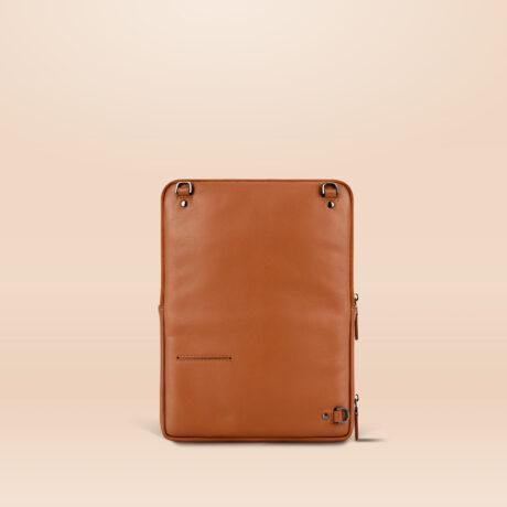 Berto Universal Tablet Bag Brown Back