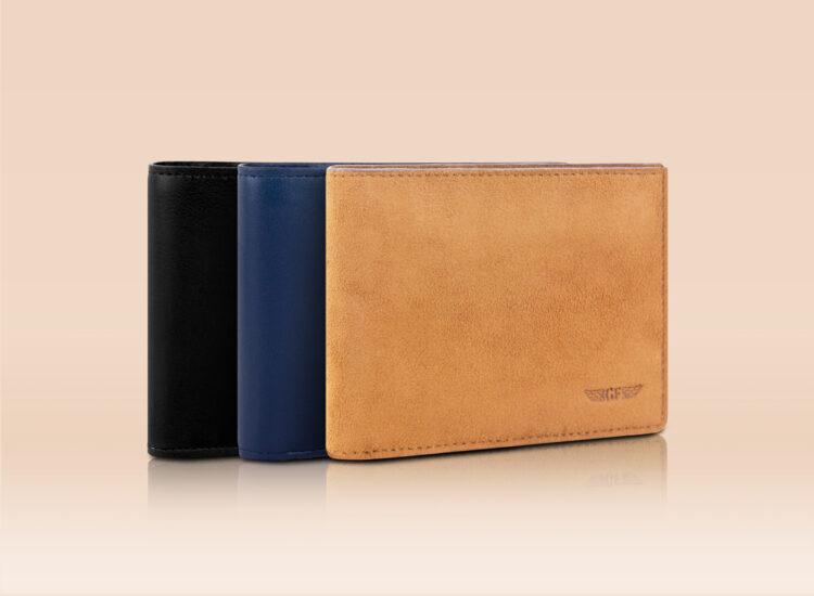 Alfonso Slim Plus Wallet All Colors