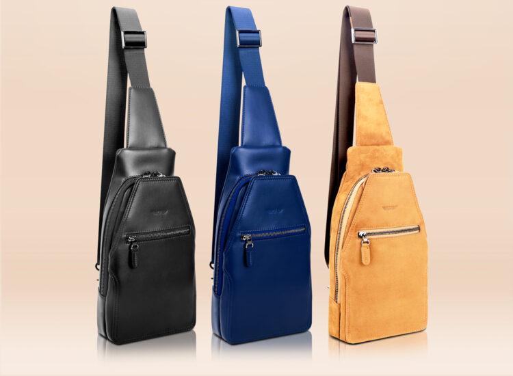 Alfonso Urban Sling Bag All Colors