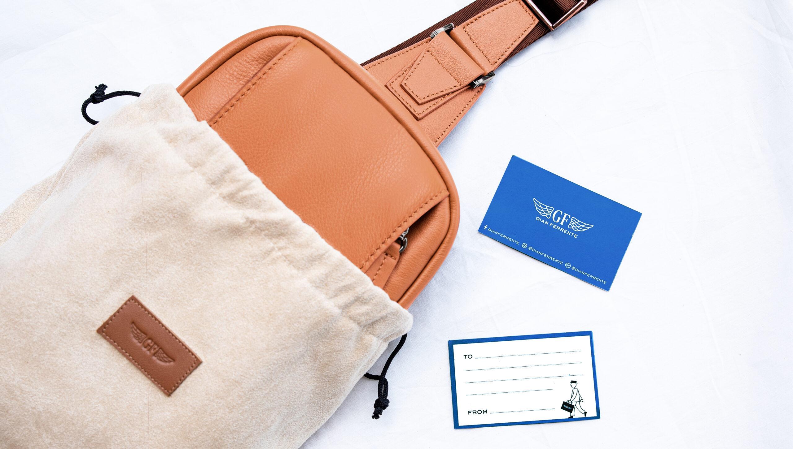 Bag Gift Wrapping