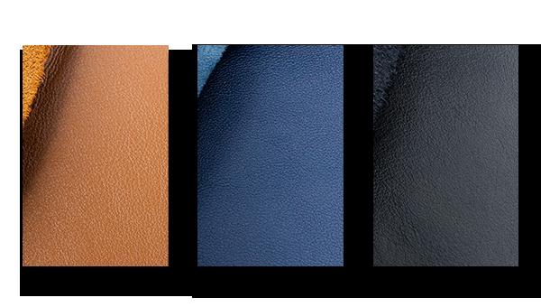 Berto Leathers Colors