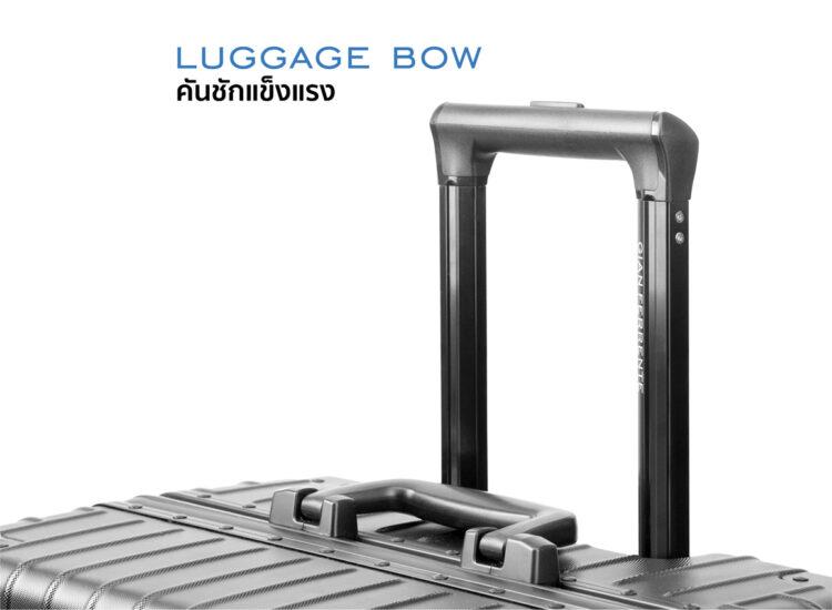 777879 Luggage Travel TSA Approved Black Trolley