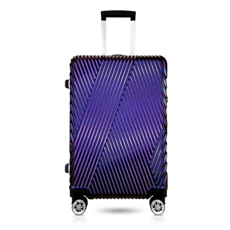 87 Luggage Travel TSA Approved Navy Front