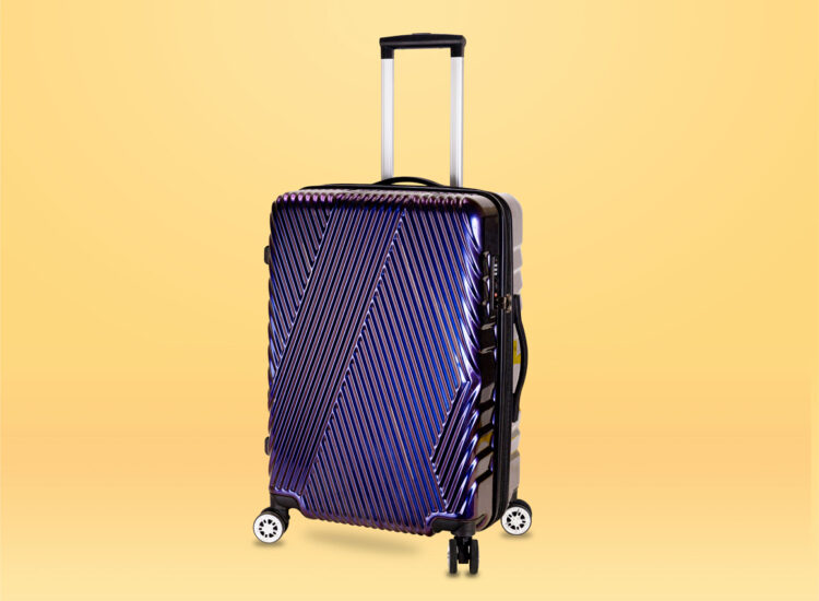 87 Luggage Travel TSA Approved Navy Per