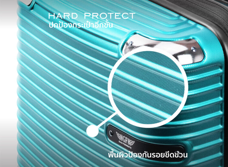899091 Luggage Travel TSA Approved Green Protection