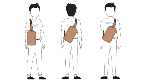 How To Wear Day Trip Crossbody Bag