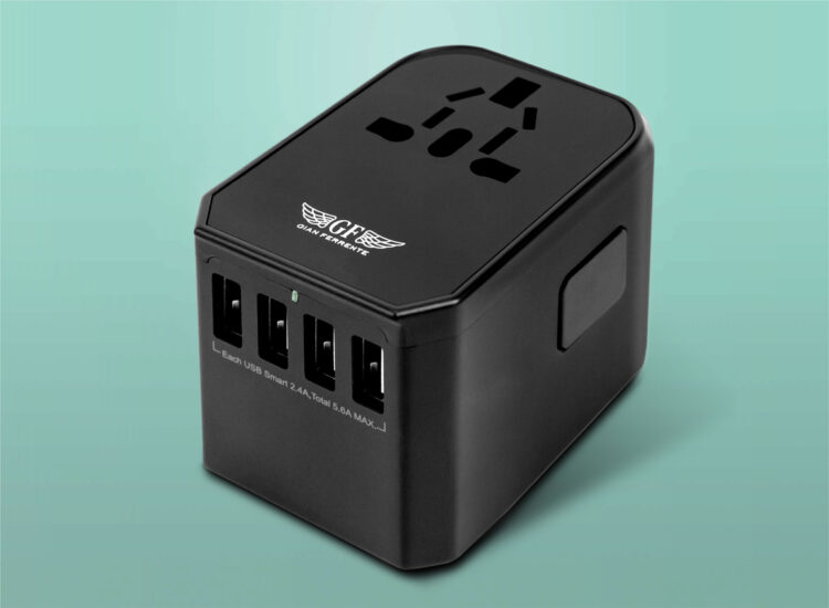 Essential Travel Adapter Plug Converter USB Type C Charge Main