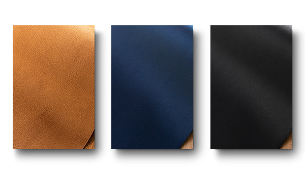 Alfonso Microfiber Leathers Colors