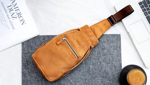 Urban Sling Bag Styling