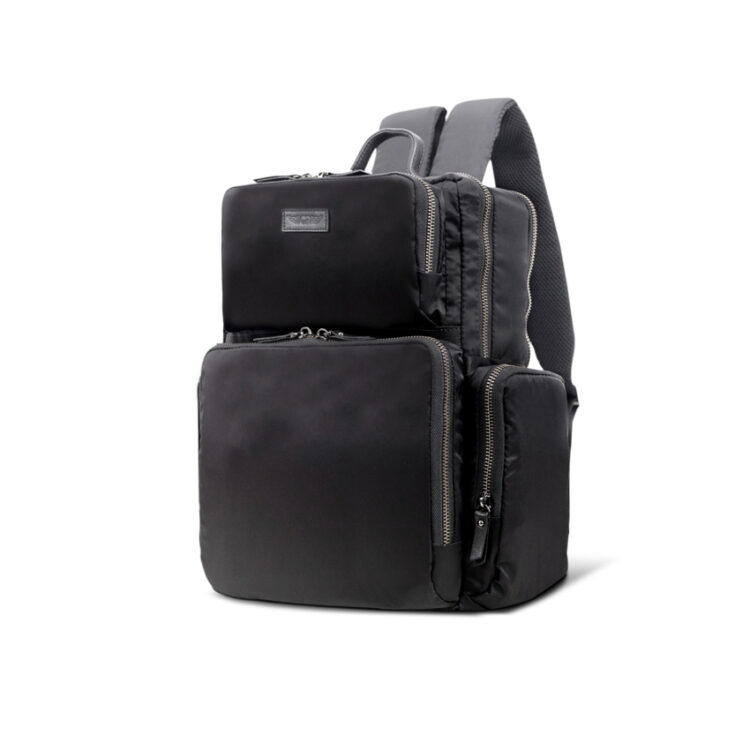 Promo Alto Backpack Black Perspective