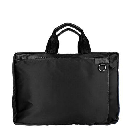 Promo Alto Briefcase Black Front