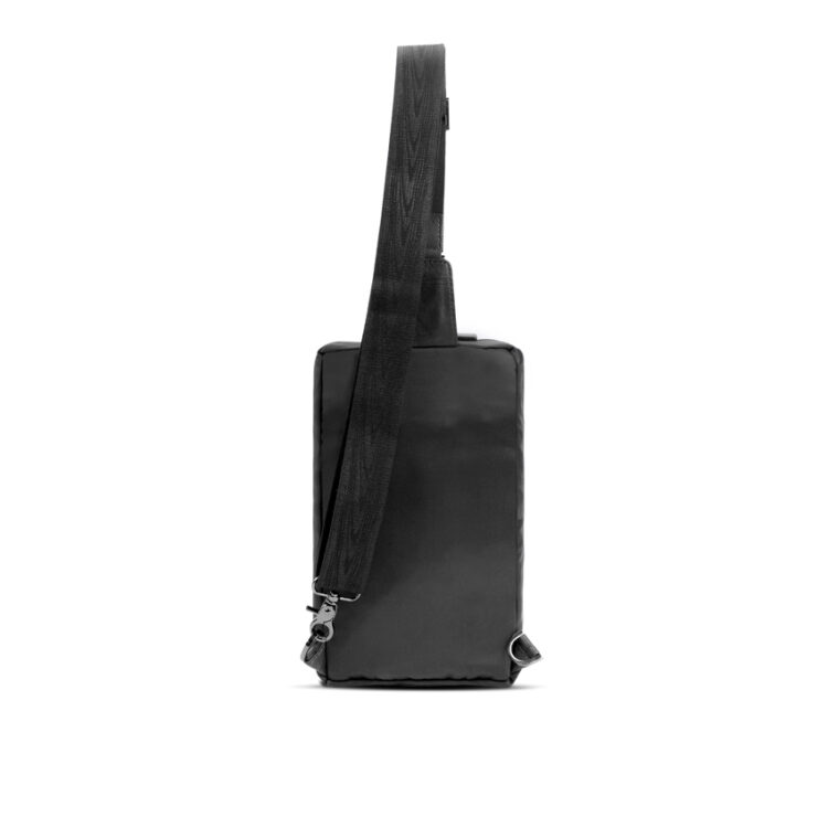 Promo Alto Crossbody Bag Black Back