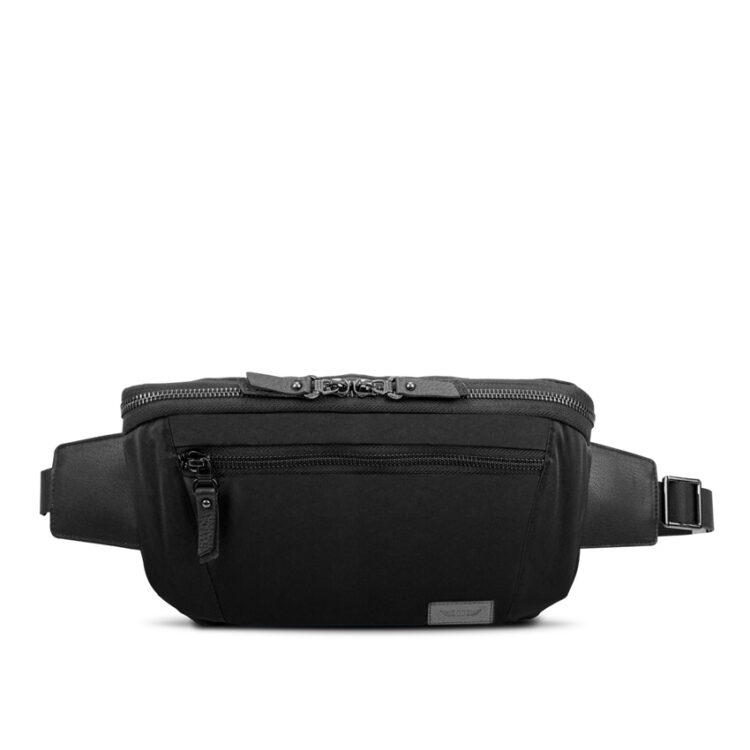 Promo Alto Crossbody Bag Black Front