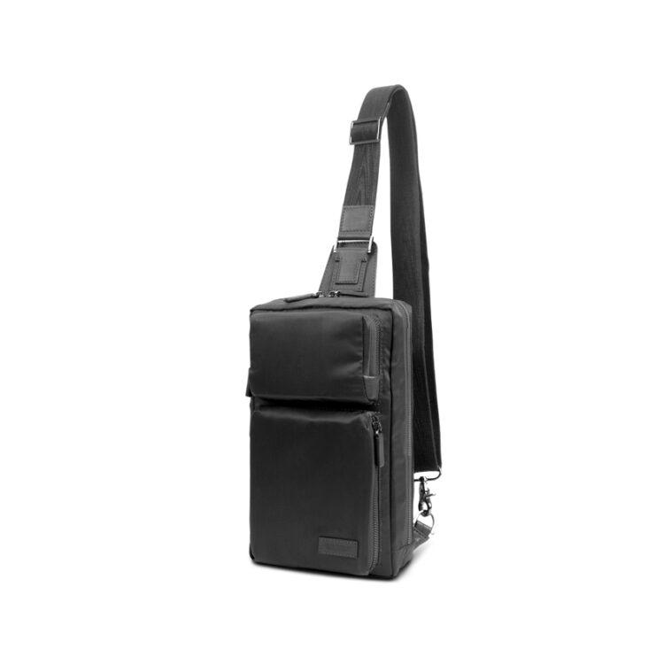 Promo Alto Crossbody Bag Black Perspective