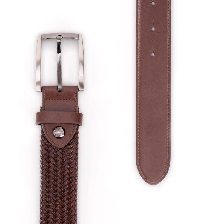 Promo G1382 J14 Belt Brown Back