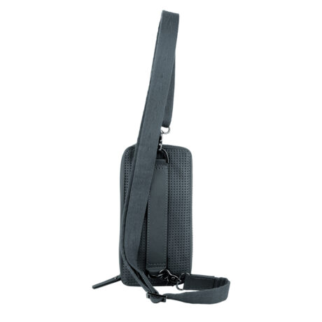 Promo Laser Crossbody Bag Blue Back