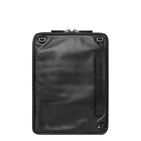 Promo Laser Sling Bag Black Back