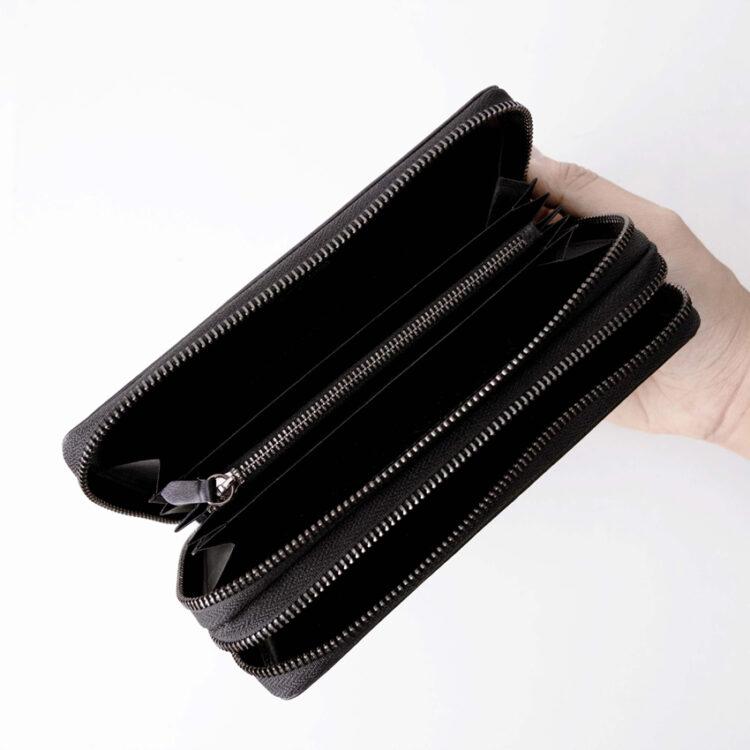 Promo Mitg Long Zipper Plus Wallet Black Use