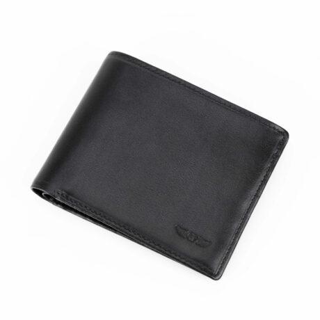 Promo Mitg Slim Plus Wallet Black Front