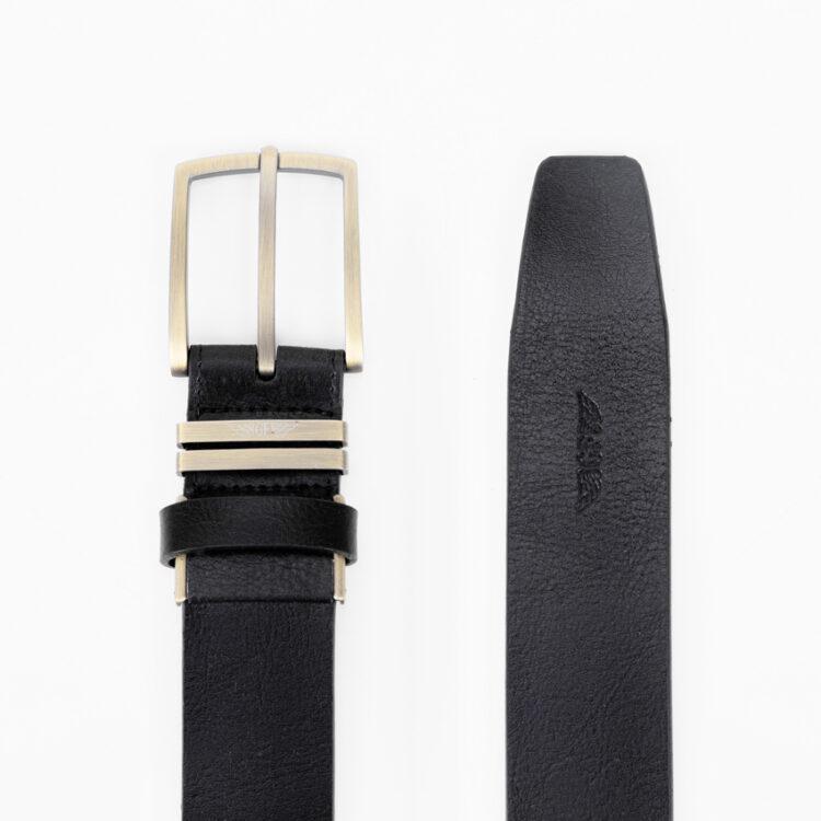Promo Pin35 Veg Belt Black Back