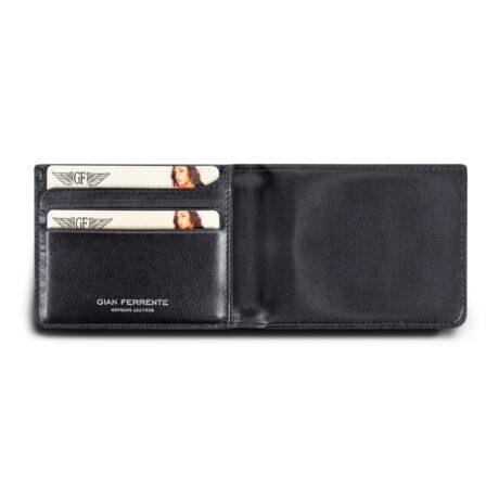 Promo Racing Clip Wallet Black Inside