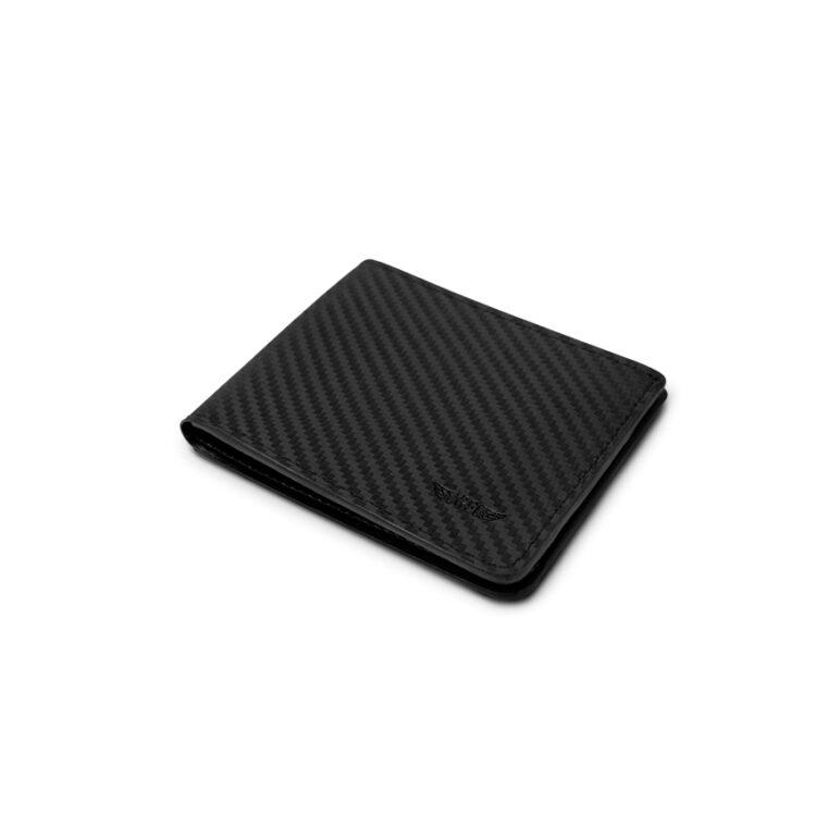 Promo Racing Slim Wallet Black Front