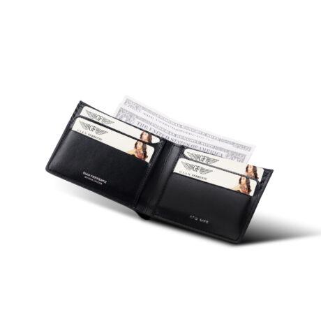 Promo Racing Slim Wallet Black Inside