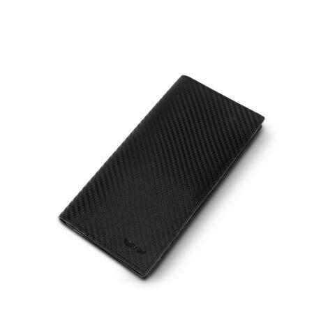 Promo Racing Wallet Black Front