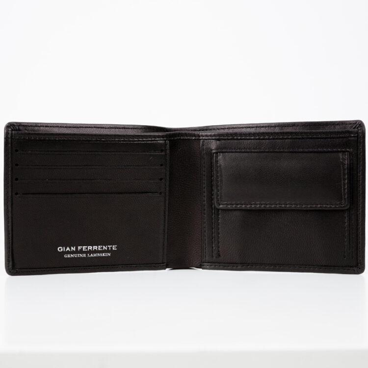 Promo S Soft Wallet Black Inside