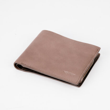 Promo S Soft Wallet Brown Front