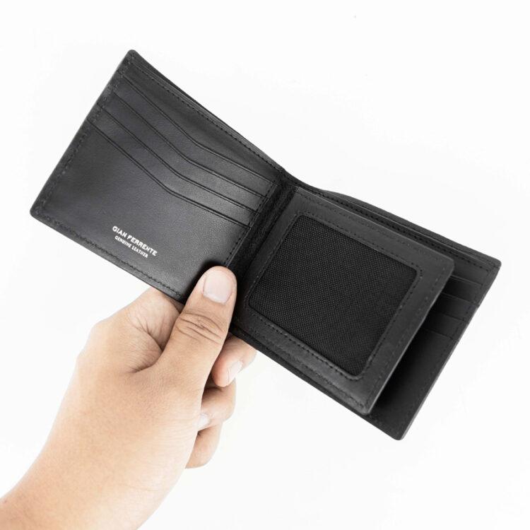 Promo SS Slim Plus Wallet Black Use