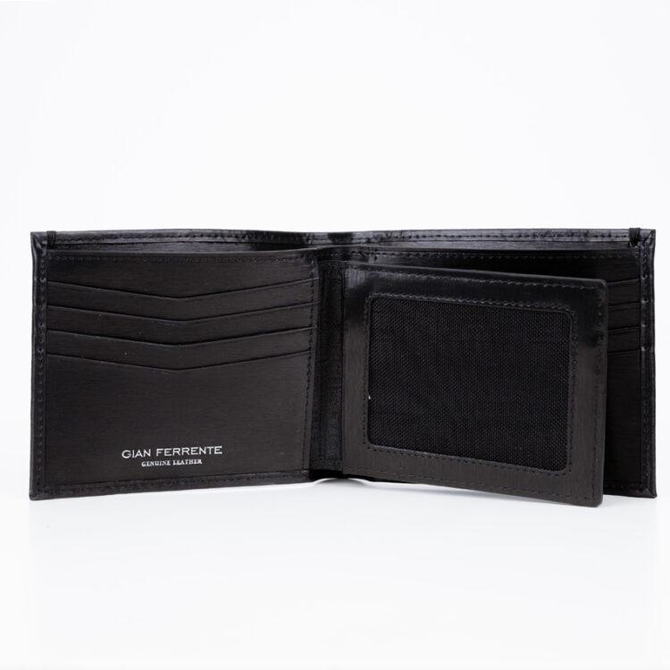 Promo Santi Mix Slim Plus Wallet Black Inside