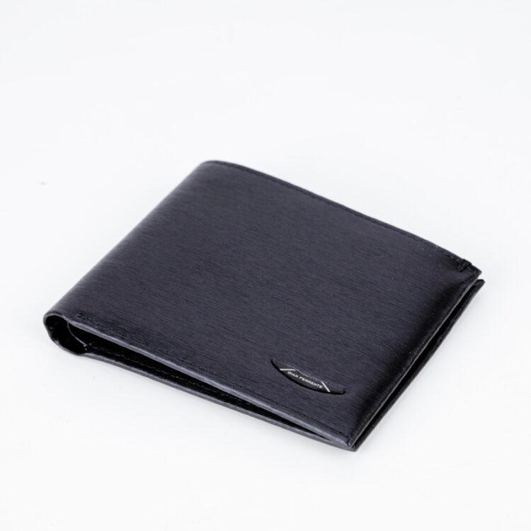 Promo Santi Mix Slim Wallet Black Front