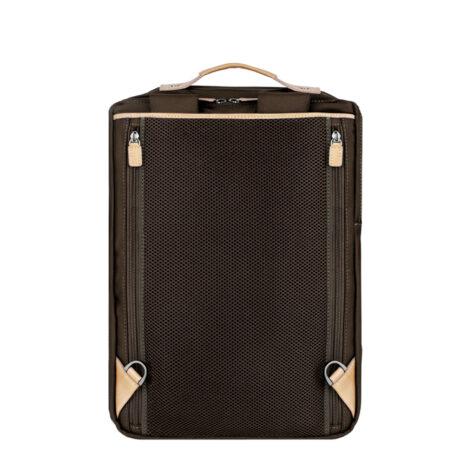 Promo Vega Backpack Brown Back