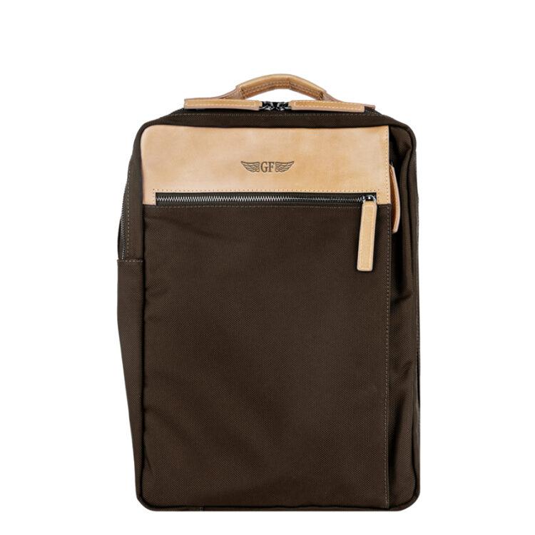 Promo Vega Backpack Brown Front