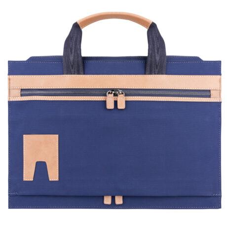 Promo Vega Briefcase Navy Back