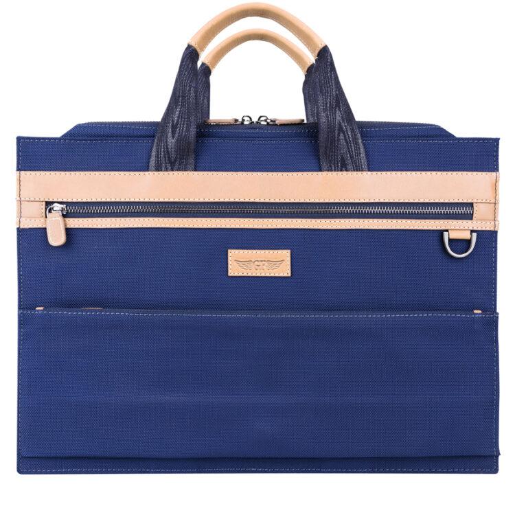 Promo Vega Briefcase Navy Front