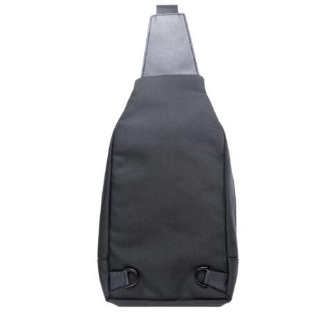 Promo Vega Crossbody Bag Black Back