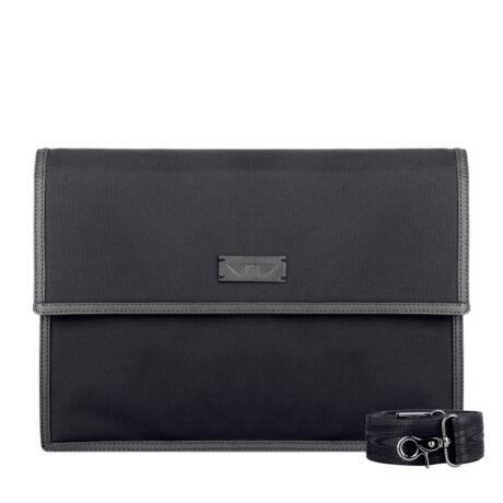 Promo Vega Hand Bag Black Front