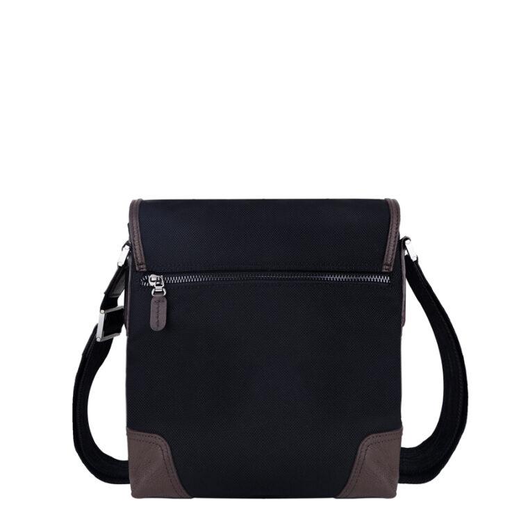 Promo Vega Sling Bag Black Back