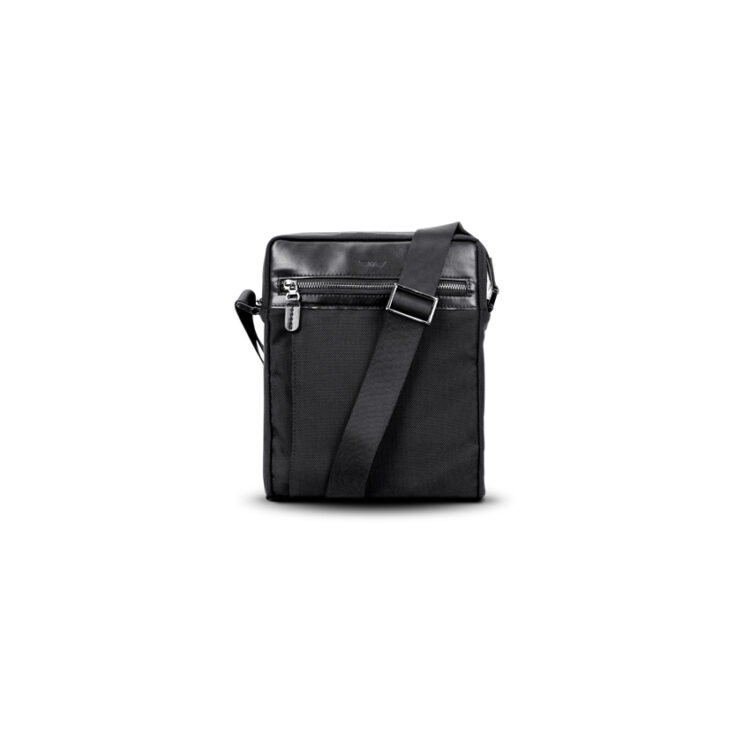 Promo Vega Sling Bag Black Front