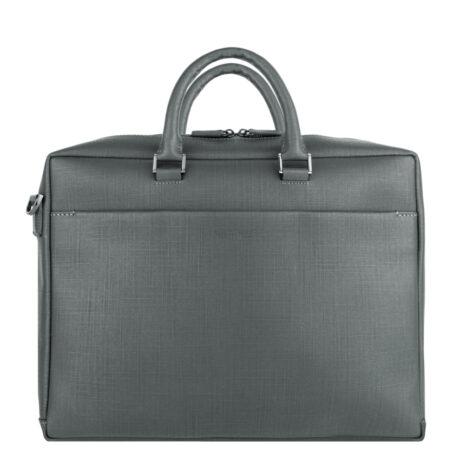 Promo Virginir Briefcase Grey Front